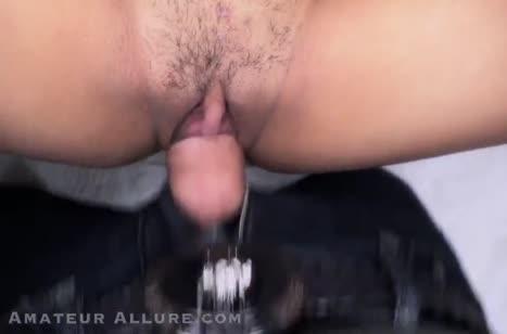 Круто засняли порнушку на мобильный телефон #5252