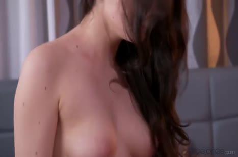 Скриншот для Русскую деваху легко посадили на пенис #2738 #5